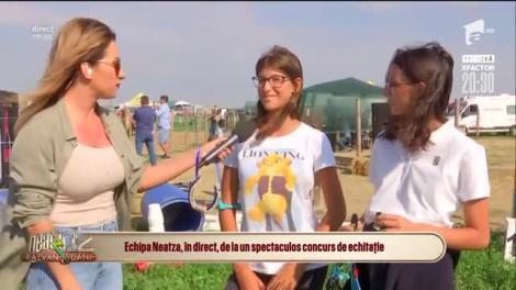Working Equitation, concurs de echitatie, la Neatza!