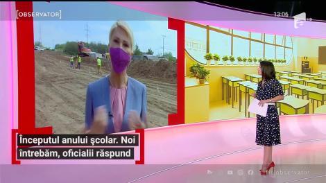 Raluca Turcan, lămuriri despre începerea noului an școlar