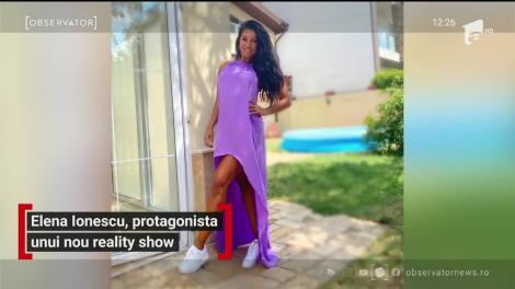 """Elena Ionescu, protagonista unui nou reality show. Artista, filmată 24 de ore din 24, în cadrul emisiunii """"Mămici de pitici, cu lipici"""""""
