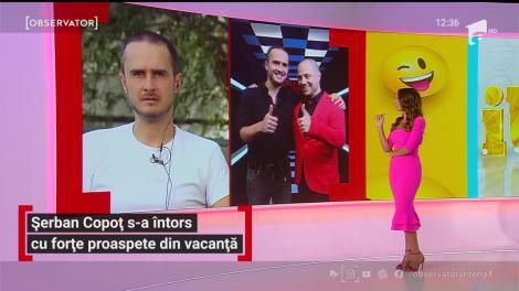 Șerban Copoț se pregătește să fie tată de fată. Artistul a dezvăluit și ce surprize ne așteaptă în noul sezon iUmor