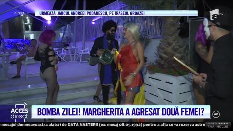 Bomba zilei! Margherita ar fi agresat două femei: Nu îmi place cum ești îmbrăcat, nu am ce discuta cu tine!