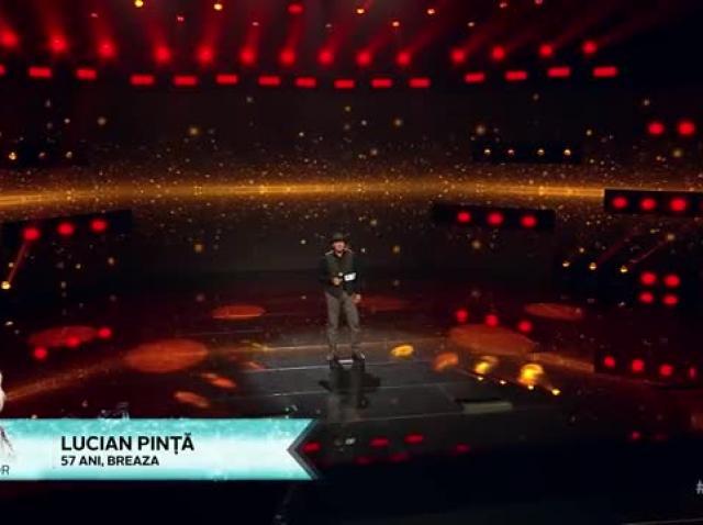 Lucian Pință, electricianul care a adus lacrimi în ochii Loredanei la X Factor. Interpretarea lui a fost fără cusur