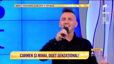 """Adrian Minune - """"Așa sunt zilele mele"""". Mihai Trăistariu și Carmen Rădulescu, show pe ritm de manele"""