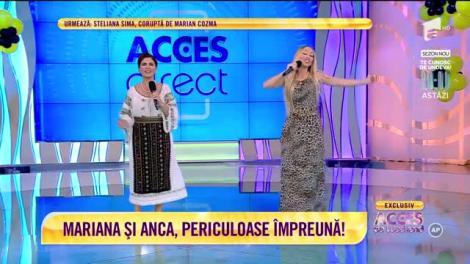 """A.S.I.A. - """"Sună periculos"""". Mariana Ionescu Căpitănescu și Anca Neacșu cântă hit-ul din anii 2000"""