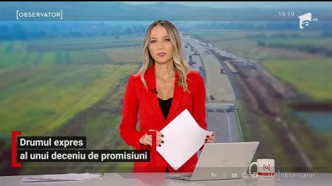 Drumul expres Pitești - Craiova, un deceniu de promisiuni