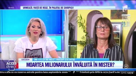Fiica secretă a milionarului Constantin Dinescu: Mama nu a vrut niciodată să-mi spună cine e tata