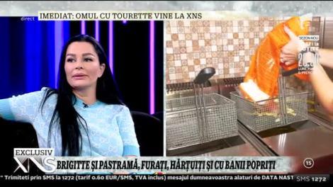 Brigitte și Florin Pastramă, cu banii popriți. De ce soțul brunetei are conturile blocate