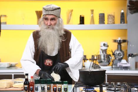 """Un dac adevărat își încearcă norocul la Chefi la cuțite! Alexandru Ilincă: """"Vreau să duc tradiția mai departe"""""""