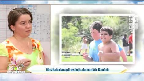 Tot mai mulți copii cu probleme de greutate în România. Ce sporturi îi ajută cu adevărat