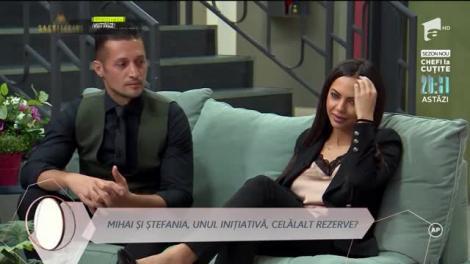 Mihai și Claudia, încurajări din partea publicului