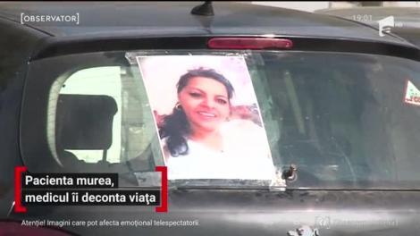 Cazul femeii care a murit în urma unei întreruperi de sarcină. Medicul ginecolog număra banii în faţa familiei