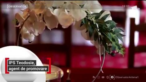 Reclamă de la cel mai înalt nivel. Un local din Constanţa este promovat de însuşi Înalt Prea Sfinţitul Teodosie