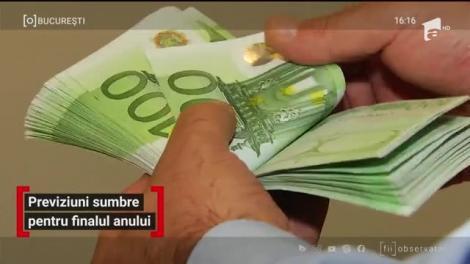 Leul este astăzi la un nou minim istoric, 4.87 de lei pentru un Euro
