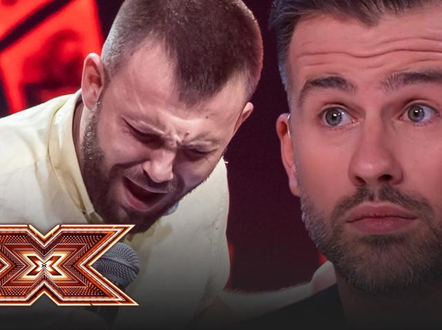 X Factor 2020: Eduard Crenganiș - De-aş avea