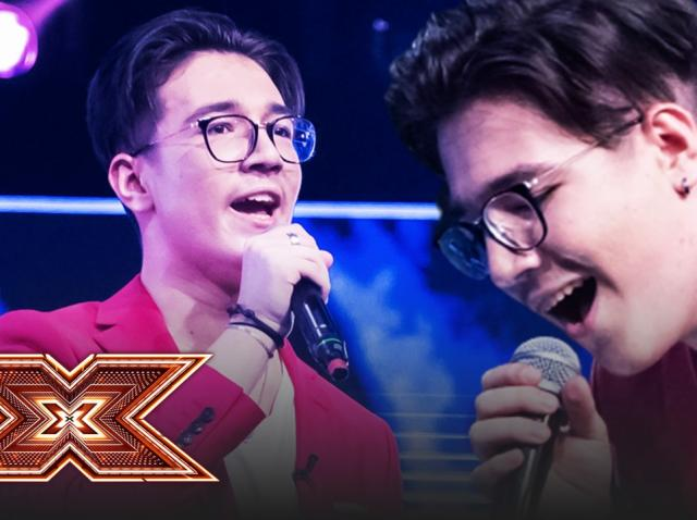 X Factor 2020: Andrei Theodor - If I Can Dream