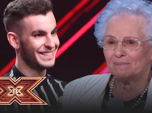 X Factor 2020: Rawi Srouji - Tamally Maak