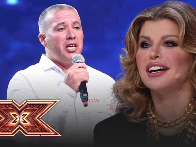 X Factor 2020: Lucian Pașcan -  N'oubliez Jamais