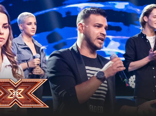 X Factor 2020: Alfa Band - The Sound Of Silence