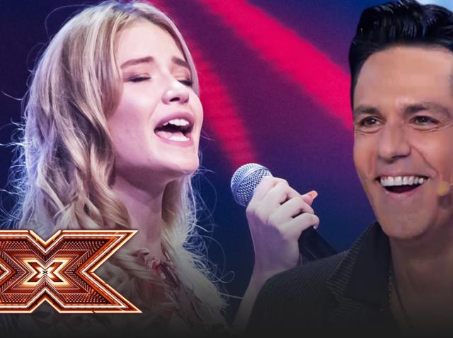 X Factor 2020: Oana Velea - Praying