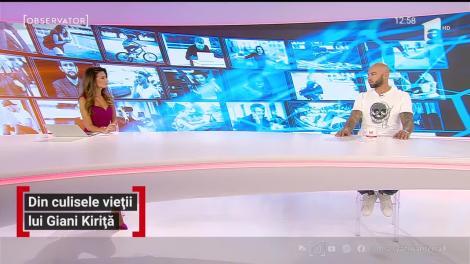 În culisele vieţii lui Giani Kiriţă. Fostul fotbalist este protagonistul unui nou reality-show, difuzat pe Antena Stars