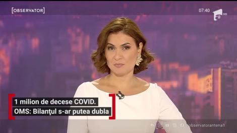 Un milion de decese Covid, în toată lumea