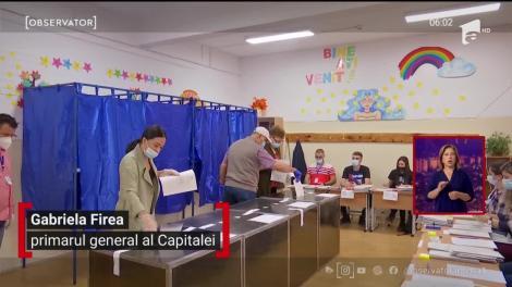 Gabriela Firea nu crede în sondaje