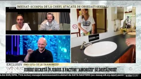 Ilona Brezoianu și Florin Ristei, amorezii de la X Factor!