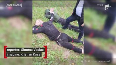 Serialul Prison Break de România se toarnă în Maramureş. Doi deţinuţi ucraineni au evadat din celulă pe geamul de la baie