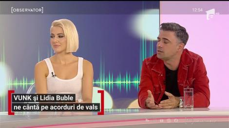 """VUNK şi Lidia Buble, colaborarea toamnei. Piesa """"Vino, Du-te"""", plină de emoție"""