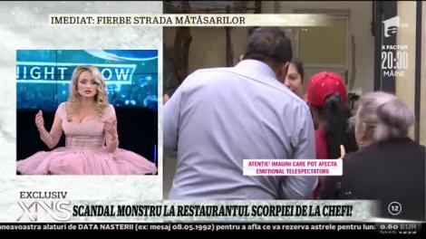 Întâmplări neprevăzute la restaurantul Ofostei concurente de la Chefi la Cuţite, Amalia Bellantoni