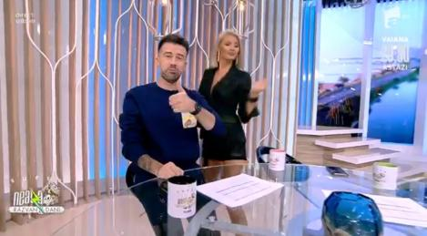 Florin Ristei, noapte grea la filmările X Factor: Am filmat până la ora 2