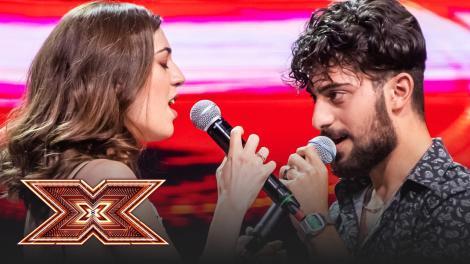 X Factor 2020: Apollo și Artemis Evanghelos, show pe ritmuri de muzică grecească