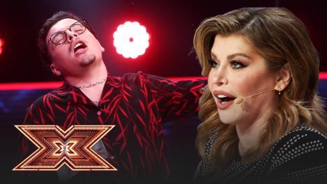 X Factor 2020: Robert Botezan - Lucifer