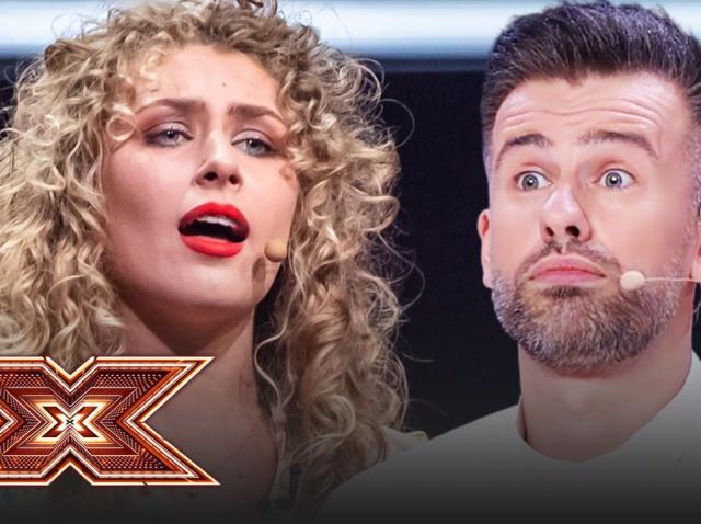 X Factor 2020: Ana Paula Rada Pantea - Granada