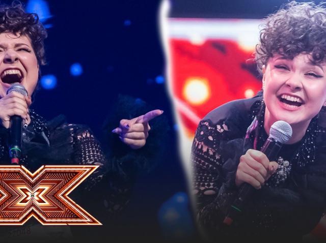 X Factor 2020: Alina Dincă - Love On The Brain