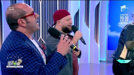 "Super 4, show total la Neatza! Ascultă aici ""Caruso""!"