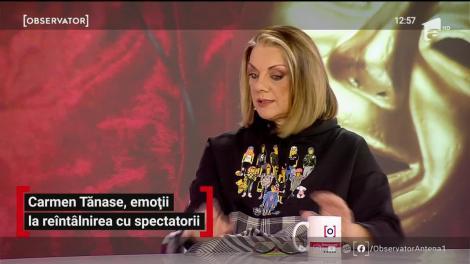 """""""Gaiţele"""" revin în interiorul teatrelor. Carmen Tănase este una dintre protagonistele piesei"""