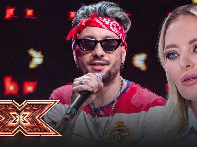X Factor 2020: Andrei Dafin - Interzis de dulce