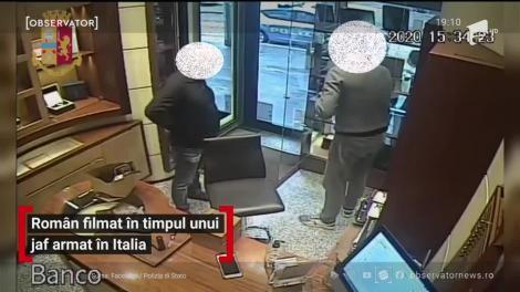 Un român a încercat să jefuiască un magazin cu bijuterii aflat lângă Domul din Milano
