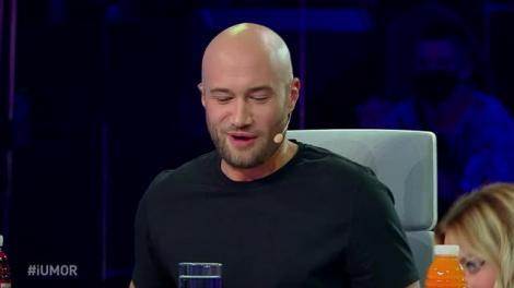 Jurgen Bonaccini, demonstrație de precizie în aruncarea cuțitelor, la iUmor!