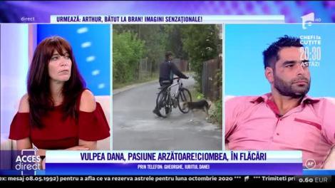 Vulpea Dana din Boteni, într-o relație cu fratele soțului decedat: Mi-am recunoscut fapta!