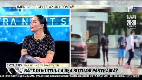 """Florin Pastramă, despre incidentul din trafic cu Brigitte: """"N-am dat în ea, doar am tras-o din mașină"""""""
