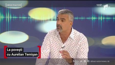 """Aurelian Temișan, trei decenii de televiziune. Ce surprize ne așteaptă în noua ediție """"Te Cunosc de Undeva"""""""