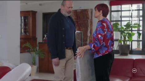 Ștefan, discuție cu Eva: Nu am încetat să te iubesc!