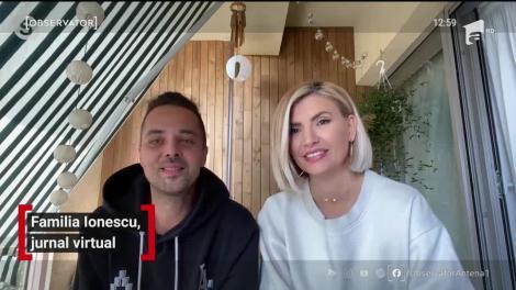 Anamaria şi Tudor Ionescu, momente amuzante din viața de familie. Ce surpriză ne pregătesc cei doi