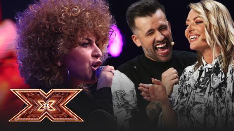 X Factor 2020: Sonia Mosca - And I Am Telling You I'm Not Going