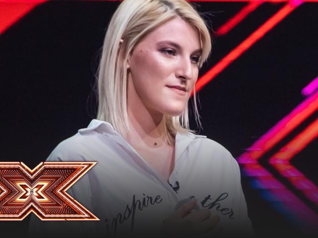 X Factor 2020: Maria Andraș - Talking To The Moon