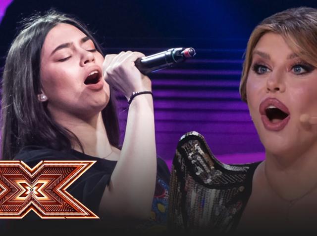 X Factor 2020: Alisia Ienei - It's a Man's World