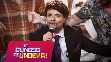 """Jojo se transformă în Nicu Paleru - """"Eu beau vinul cu borcanu'"""", la Te cunosc de undeva!"""