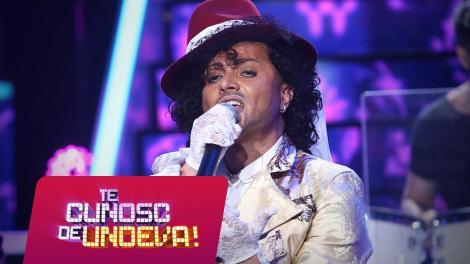 """Tavi Clonda se transformă în Prince - """" When Doves Cry"""", la Te cunosc de undeva!"""